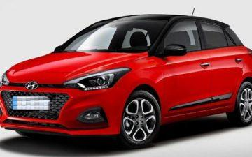 Κράτηση Hyundai i 20 or similar *YEAR 2019 / *NO SMOKING