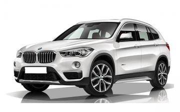 Κράτηση BMW X1 *YEAR 2019 / *NO SMOKING