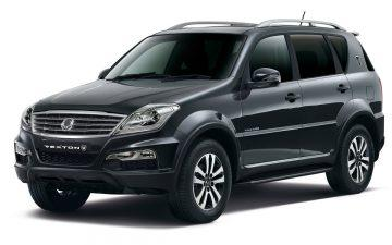 Κράτηση SsangYong Rexton W or similar *YEAR 2019 / *NO SMOKING