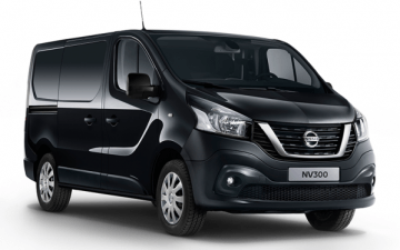 Rent Nissan NV300 Long *YEAR 2019 / *NO SMOKING