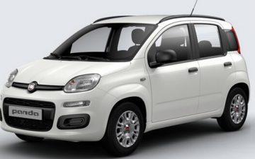 Rent Fiat Panda or similar *YEAR 2019 / *NO SMOKING