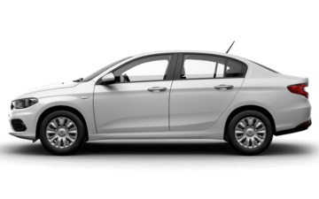 Rent Fiat Tipo or similar *YEAR 2019 / *NO SMOKING