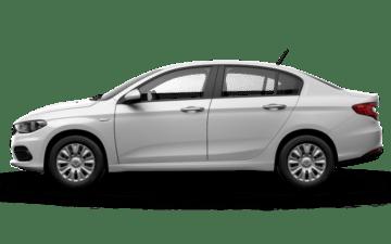 Κράτηση Fiat Tipo or similar *YEAR 2019 / *NO SMOKING