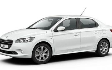 Rent Peugeot 301 or similar *YEAR 2019 / *NO SMOKING