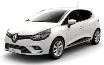 Κράτηση Renault Clio or similar *YEAR 2019 / *NO SMOKING