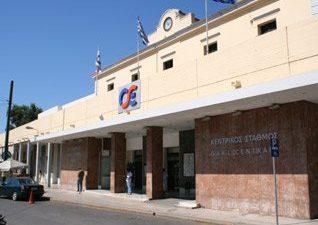 Σιδηροδρομικός Σταθμός Λαρίσης (Αθήνα)