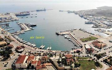 Lavrio Port