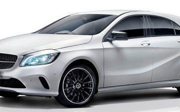 Κράτηση Mercedes A180 *YEAR 2019 / *NO SMOKING