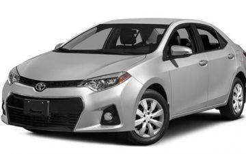 Rent Toyota Corolla or similar *YEAR 2019 / *NO SMOKING