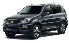 SsangYong Rexton W or similar *YEAR 2019 / *NO SMOKING