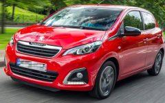 Peugeot 108 or similar *YEAR 2019 / *NO SMOKING