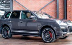 Porsche Cayenne S / *NO SMOKING