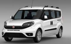 Fiat Doblo *YEAR 2019 / *NO SMOKING