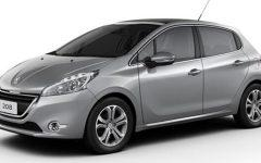 Peugeot 208 or similar *YEAR 2019 / *NO SMOKING